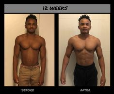 90-day muscle transformations. Skinny to Superhero