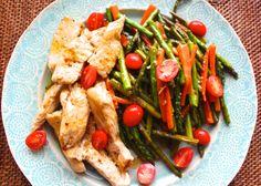 balsamic chicken & veggies - the Daniel Plan