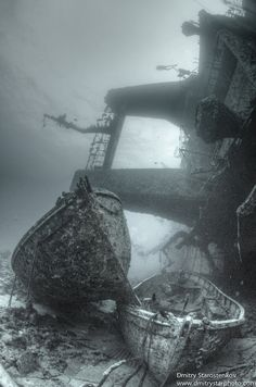 Lost | Forgotten | Abandoned | Displaced | Decayed | Neglected | Discarded | Disrepair | Lifeboats of Salem Express Wreck