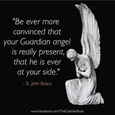 Guardian Angels are forever present Lives Of The Saints, Augustine Of Hippo, Cathedral Architecture, Angel Wallpaper, Your Guardian Angel, Mama Mary, Catholic Quotes, Saint Quotes, Francis Of Assisi