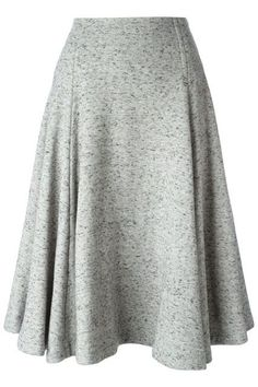 Your New Favorite Skirt Is Probably On Sale Right Now #refinery29  http://www.refinery29.com/on-sale-spring-skirts-2015#slide-21  The fanciest heather grey skirt we know.