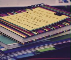 Fifteen Ways to Use a Notebook – My Joyous Feature