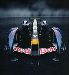 To ensure that the Red Bull X1 Prototype wasn't just someone's wet dreams thrown on paper, this race car was developed by two of the most highly esteemed Formula 1 aerodynamicists, Adrian Newey and Sebastian Vettel