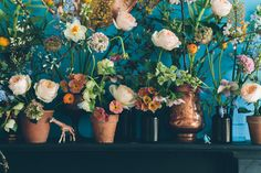 Florist Friday: Anna Potter of Swallows and Damsons - Garden Collage Magazine