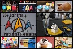 Star Trek Party