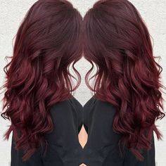 Top 100 burgundy ombre photos Winter hair inspo ❤️ #burgundyhair #ombrehair #hairextensions #studio #kouklamoustudio #scotland #hairinspo #hairgoals #winterhair #burgundyombre
