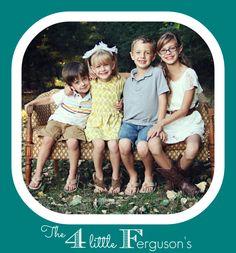 4 little Fergusons