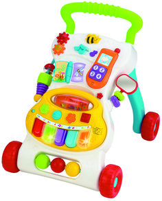 Musical Baby Walker, Winfun Grow with me Musical Walker Toddler Toys, Baby Toys, Kids Toys, 12 Month Toys, Ri Happy, Push Toys, Musical Toys, Baby Learning, Baby Games