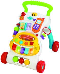 Chodzik - Pchacz dla dzieci interaktywny SMILY PLAY ROŚNIJ ZE MNĄ