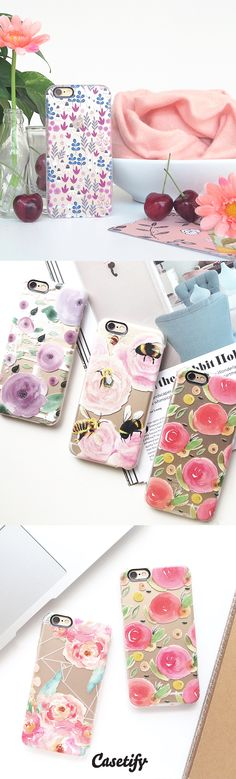 All time favouritem Floral iPhone 6 protective phone case designs | Click through to see more iphone phone case ideas >>> https://www.casetify.com/collections/iphone-6s-floral-cases/?device=iphone-6s #pattern | @casetify https://www.casetify.com/collections/iphone-6s-floral-cases/?device=iphone-6s