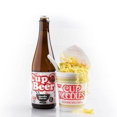 Ramen Beer Might Be The Only Sustenance A College Student Needs