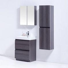 Golden Elite BR24GO Brunswick 24-in Bathroom Vanity Set | Lowe's Canada