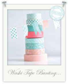 Today I'll be sharing 25 uses for washi tape for endless inspiration! I am obsessed with washi tape! Tapas, Duct Tape, Masking Tape, Diy And Crafts, Crafts For Kids, Teen Crafts, Washi Tape Crafts, Washi Tapes, Easter Crafts