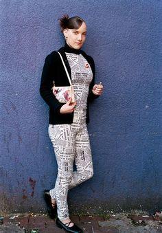 Martin Parr | Essex Fashion for Elle magazine 2001