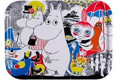 """A new exhibition at London's Southbank Centre, """"Adventures in Moominland,"""" celebrates the author, artist and illustrator Tove Jansson's Moomin series of children's books. Here, some of Jansson's characters. Tove Jansson, Moomin Wallpaper, Les Moomins, Moomin Books, Illustrator, Moomin Valley, Snooki, Expositions, Little My"""
