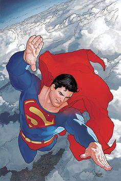 Superman, por Renato Guedes