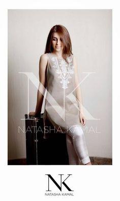 Natasha Kamal Pret Throwback- Formal Embroidered Suits - FASHIONPAB