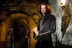 Lord Darken Rahl portrayed by Craig Parker in the LotS TV Series