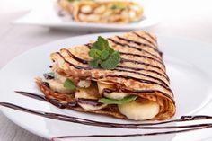 Rezepte für Pfannkuchen weltweit - Crêpes