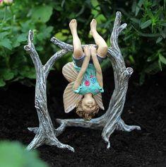 Miniature Garden Fairies | Fae, Faery, Fairy