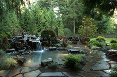 Water Features & Waterscaping - Gallery   Alderwood Landscaping