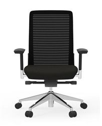 The all new Eon series mesh back ergonomic office chair from Cherryman is an absolute bargain buy at just $245.00. Check out our official review here: http://blog.officeanything.com/2017/03/cherryman-introduces-all-new-eon-series.html