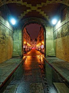 Rue de Birague