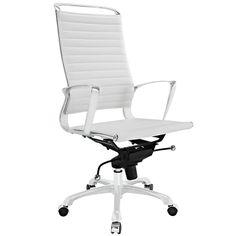 Techno High Back Modern Office Chair