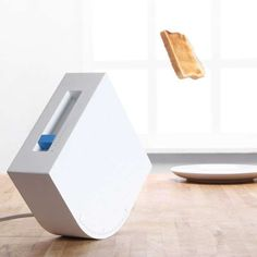 Trebuchet Toasters - Fling Your Bread Across the Room With This Morning Must-Have (GALLERY)
