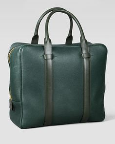 Tom Ford Buckley Square Briefcase - Neiman Marcus