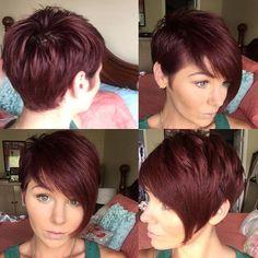 @nothingbutpixies #nothingbutpixies #fiidnt #megabits #pixie #shorthair #shorthairdontcare #redhead #redhair #instapic #igphoto #hair #mylook #hairstyle