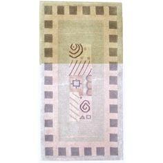 New Contemporary Tibetan  Area Rug 53850 - Area Rug area rugs