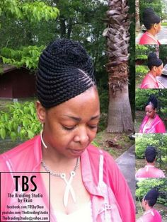 Best African Braids Hairstyle You Can Try Now Braid Updo