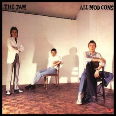 Universal to release All Mod Cons by #TheJam on 24th March as part of their 'Back To Black' series. The 12-track #LP will be pressed on 180gram #vinyl & includes MP3 download code. Pre-order a copy here http://ebay.eu/1cPE563