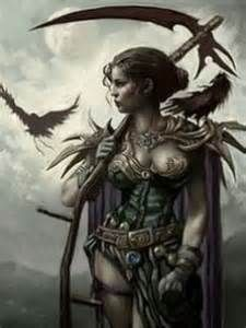 Sexy Female Grim Reaper - Bing Images