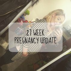 Baby Number 2 - 27 Week Pregnancy Update - Lamb