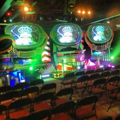 the stage is set... New Jersey/New York 2013 Kids Campers, we're ready for ya! Cya tomorrow! #kidscamp #kidscamp2013 #kidmin  - New Jersey/New York Kids Camp - Gibson PA - July 29 - August 2 2013