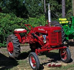 Farmall A.  Would also be called Farmall Super A then 100, 130, 140 later on.