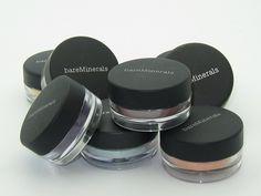 "Bare Minerals eye shadow in ""Bare Skin"" Universally flattering. $14.00"