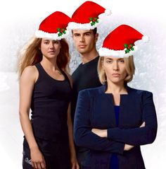 Wishing you a very happy Divergent Christmas :)