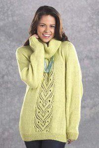Cozy Hourglass Sweater
