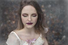 Photo: Beata Polańska Photography Title: Magic curtain of emotions  Model: Paula Miazga Mua: Dorota Ossowska Make-up Artist Dress: Beti Polańska