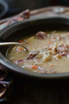 Ham, Bean & Sauerkraut Soup   Fresh Tart