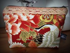 MoLaMo meets Japanese fabric