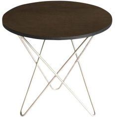 Mini O sidebord, sort i gruppen Møbler / Bord / Sidebord & Småbord hos