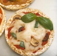 Pizza Rice Cake Toppings And Other Topping Ideas