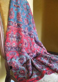 Fresco Towels - USA made Turkish Cotton towels that resemble fine oriental rugs