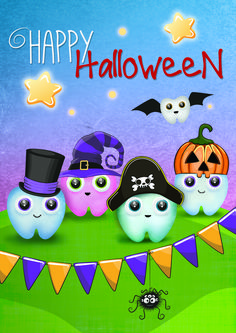 New blog post alert: It's not too early to be thinking about ordering Halloween Postcards, especially when you can save 40%! Read all about it here, then use code D8E45 to save 40% - but only for ONE WEEK...so hurry! Offer expires 4/23/18