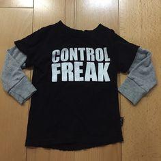 Check out this listing on Kidizen: Nununu Control Freak Tee| Vguc| 12-18m via @kidizen #shopkidizen