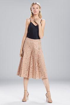 NATORI Josie Natori Lacquer Lace Culotte Style C17115. #natori #cloth #